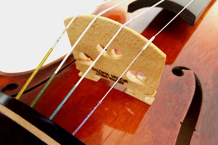 Chevalet violon Paloma Valeva
