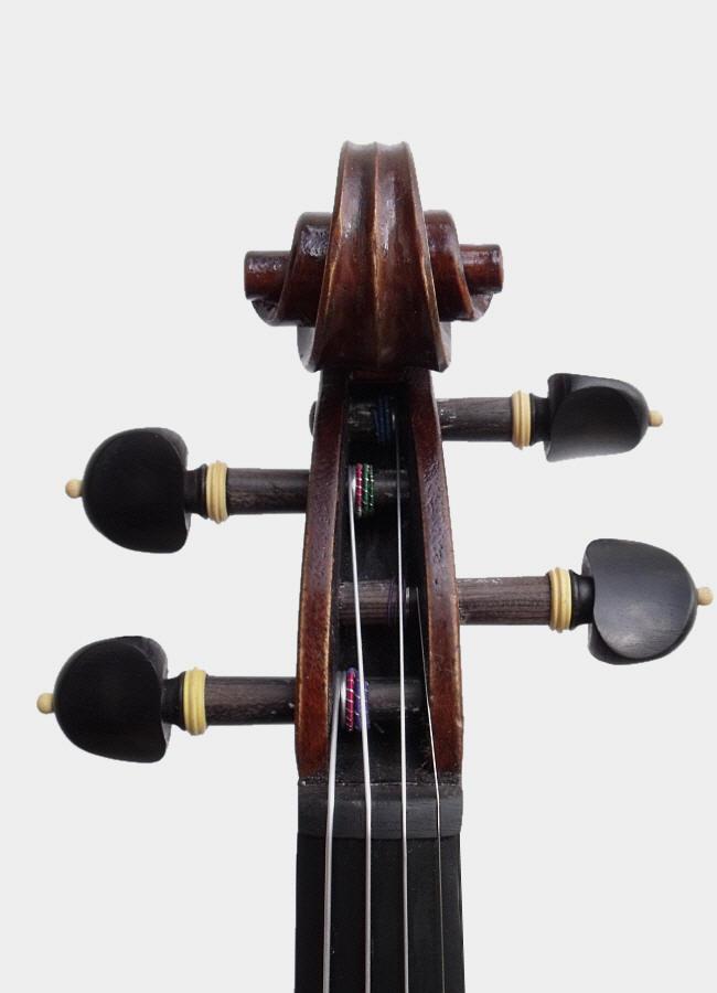 Violon Unique Le Donjon fabriqué en France pas cher acoustique entier acheter