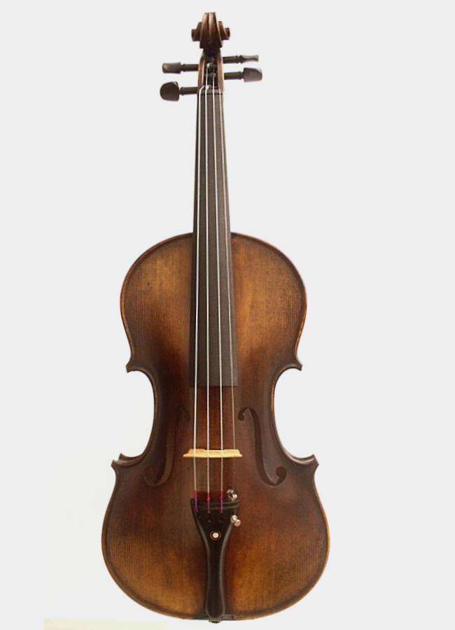 Violon Sainte Florine fabriqué en France qualité prix 4/4 acoustique achat pas cher