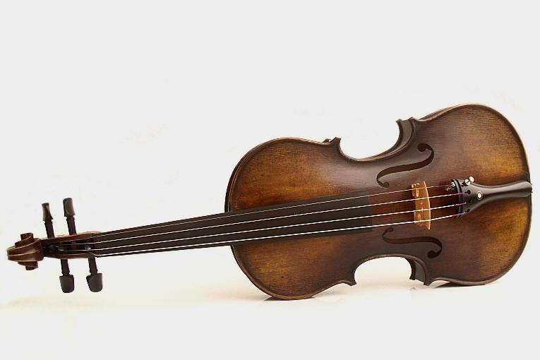 Violon Sainte Florine fabriqué en France qualité prix 4/4 acoustique