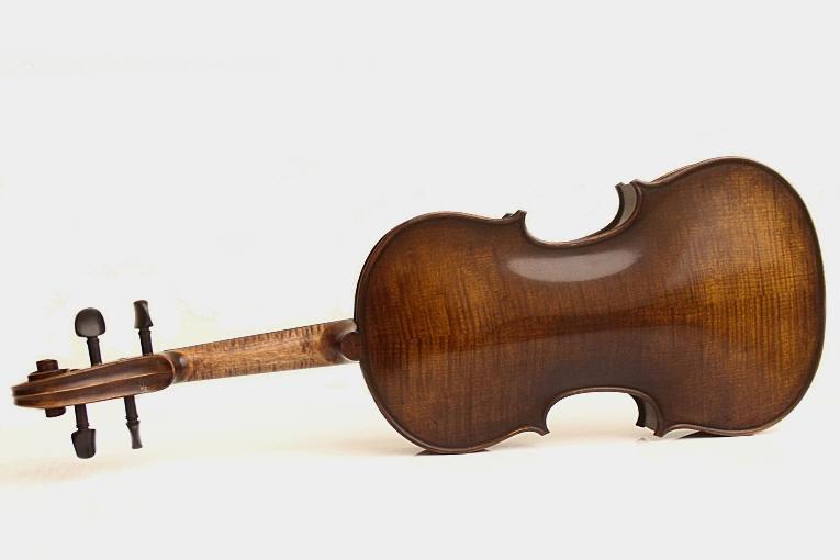 Violon Sainte Florine fabriqué en France qualité prix 4/4 acoustique pas cher