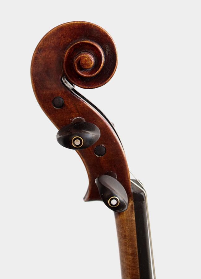 Violon Saint-Clair fabriqué en France entier acoustique acheter prix