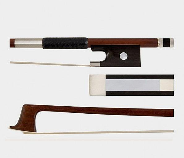 Archet pour violon en bois du Brésil