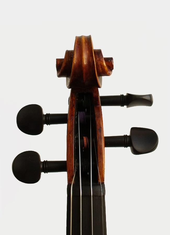 Violon Cartier fabriqué en France 4 4 qualité prix pas cher luthier