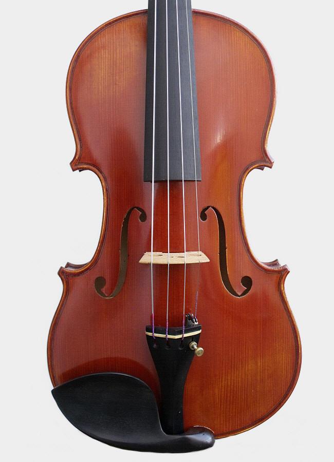 Violon le chevalier sans peur entier fabriqué en France acoustique qualité prix pas cher achat 4x ou LOA sans frais