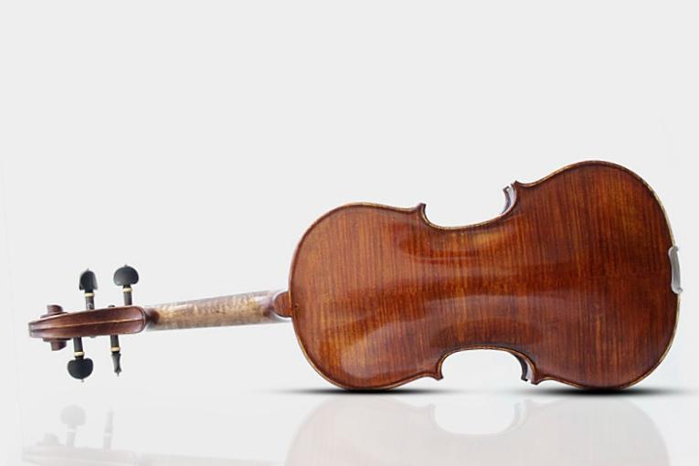 Violon Le Dauphin Indocile acoustique entier fabriqué en France qualité prix  pas cher acheter 4x ou LOA sans frais