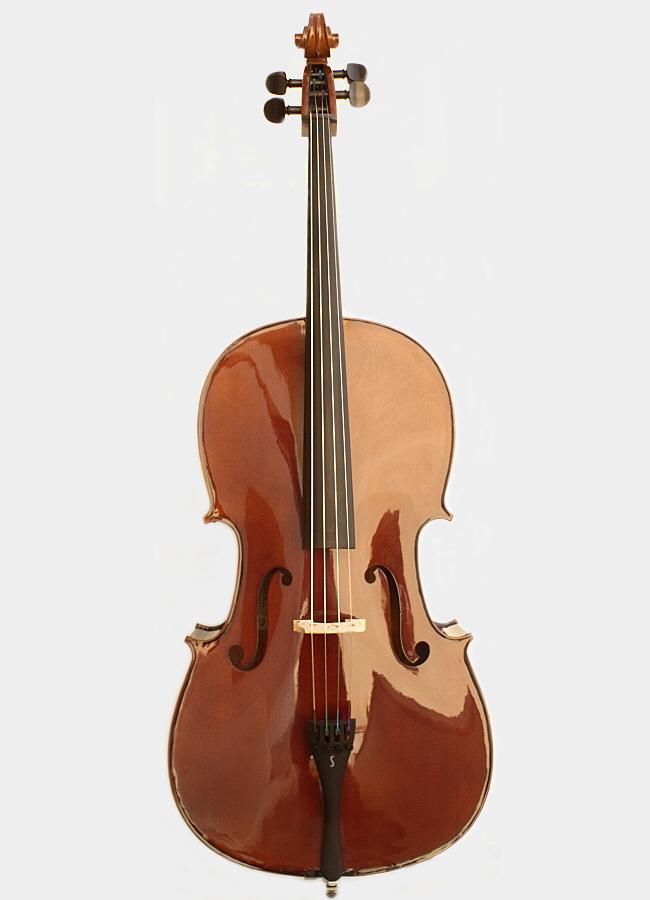 Violoncelle STII instrument d'étude 4/4 de bonne qualité prix acheter pas cher financement 4 fois ou location-vente sans frais