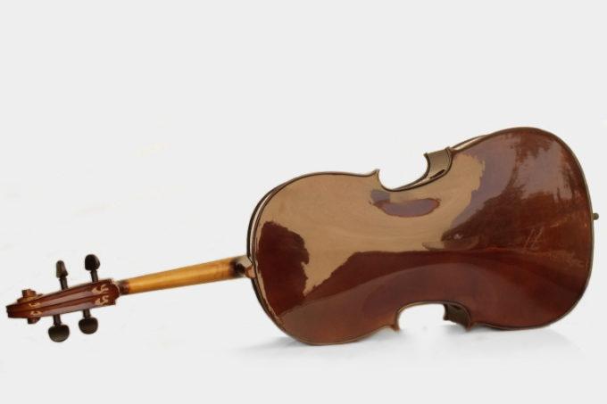 Violoncelle STII instrument d'étude 4/4 de bonne qualité prix acheter pas cher facilités de paiement 4 fois ou location-vente sans frais