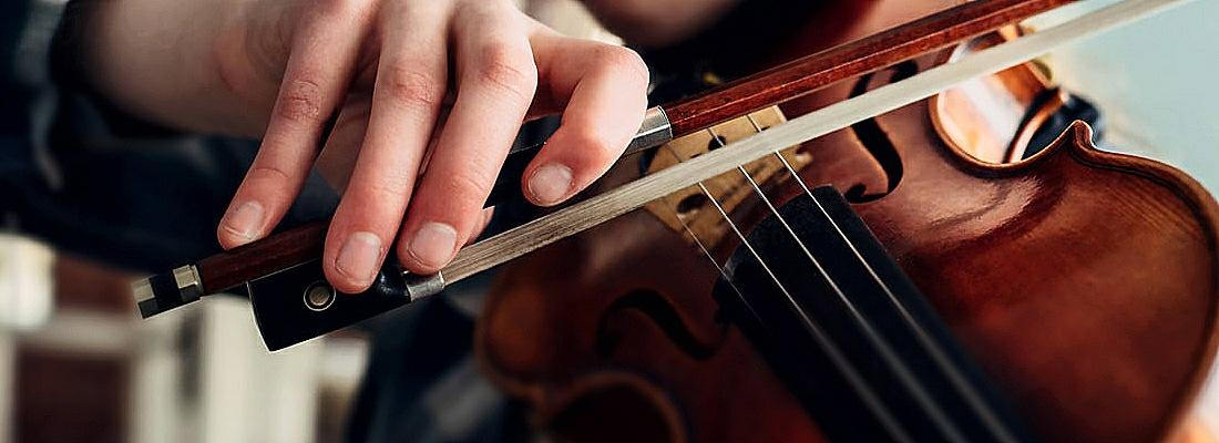 Archet pernambouc pour violon acoustique