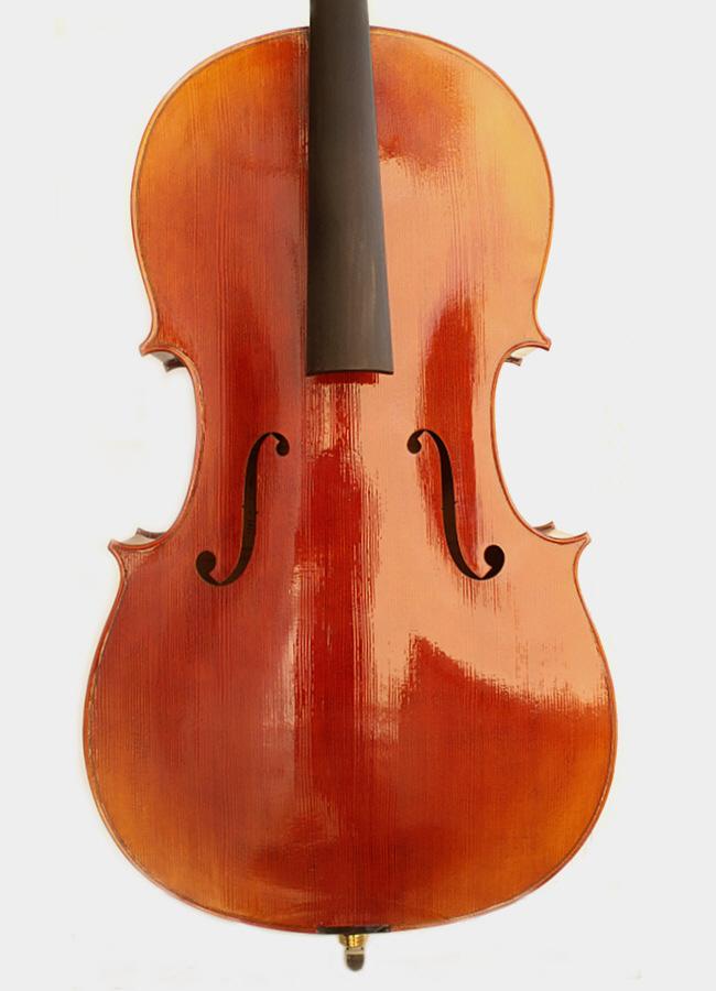 Violoncelle Brillance 4/4 entier fabriqué Europe acoustique loa ou 4x sans frais