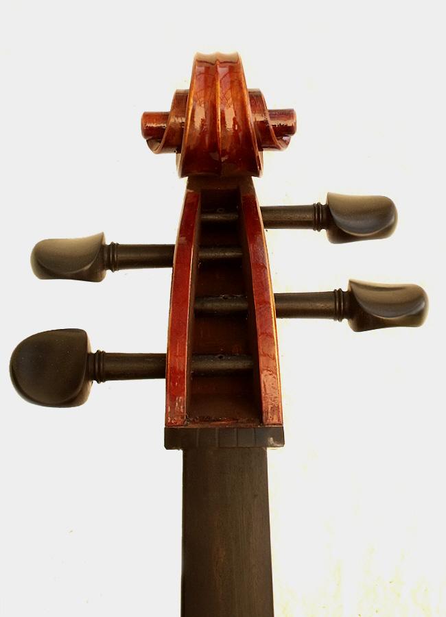 Violoncelle Brillance volute 4/4 chevilles ébène acoustique 4x sans frais ou location vente