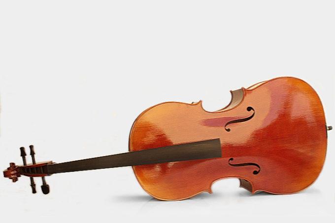 Violoncelle Brillance bonne qualité sonorité chaleureuse entier 4x sans frais ou location vente
