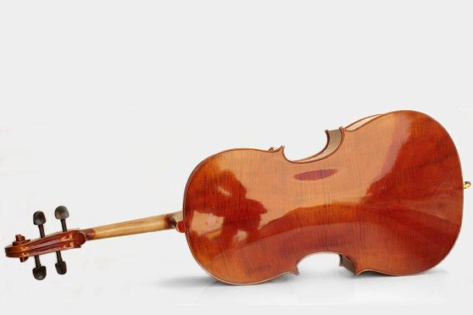 Violoncelle Brillance 4 4 acoustique sonorité chaleureuse qualité-prix 4x sans frais ou LOA