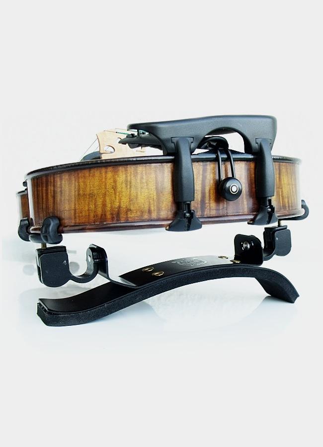 Epaulière pour violon haut de gamme design Paloma Valeva