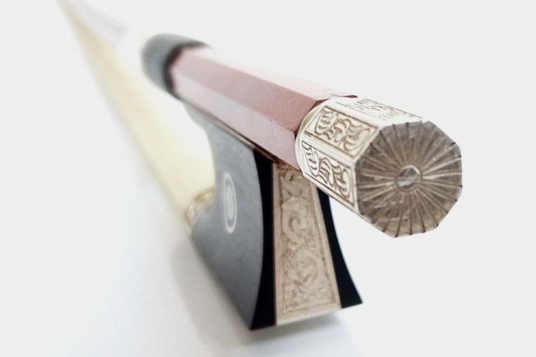 Archet pour violon en pernambouc et argent
