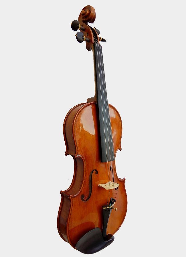 Violon de luthier fait main